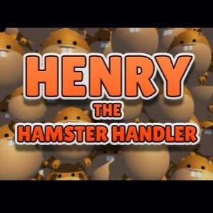 Henry The Hamster Handler