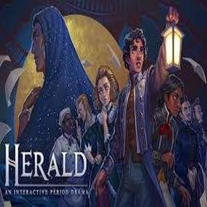 Herald An Interactive Period Drama Book 1 And 2