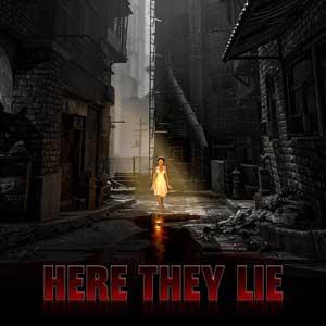 Here They Lie PSVR