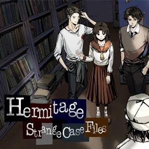 Buy Hermitage Strange Case Files Nintendo Switch Compare Prices