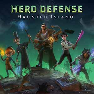 Buy Hero Defense Haunted Island CD Key Compare Prices