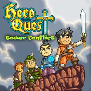 Hero Quest Tower Conflict
