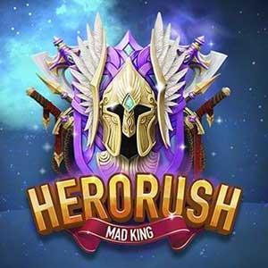 Hero Rush Mad King