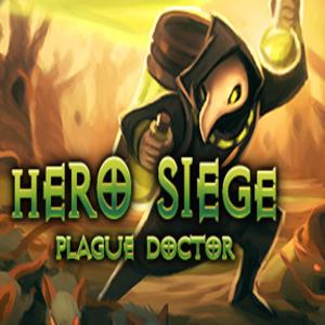 Hero Siege Class Plague Doctor