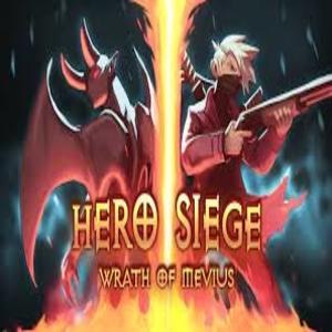 Hero Siege Wrath of Mevius