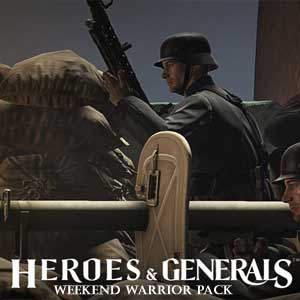 Buy Heroes and Generals Weekend Warrior Pack CD Key Compare Prices