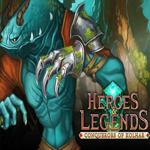 Buy Heroes & Legends Conquerors of Kolhar CD Key Compare Prices