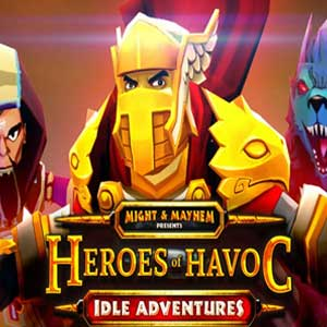 Heroes of Havoc Idle Adventures