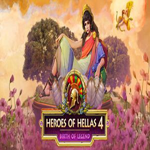 Heroes Of Hellas 4 Birth Of Legend