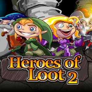 Buy Heroes of Loot 2 CD Key Compare Prices