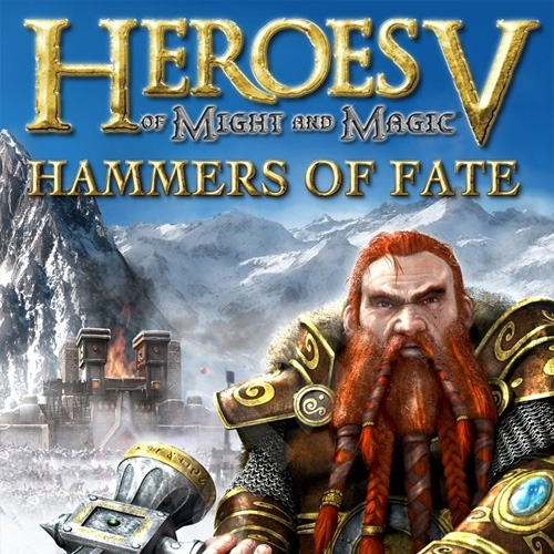 Buy Heroes of Might & Magic 5 Hammers of Fate CD Key Compare Prices