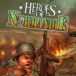 Buy Heroes of Normandie CD Key Compare Prices