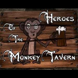 Buy Heroes of the Monkey Tavern CD Key Compare Prices