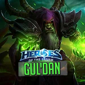 Heroes of the Storm Hero Gul'dan