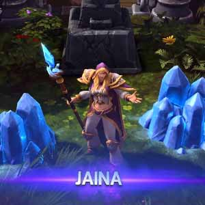 Heroes of the Storm Hero Jaina