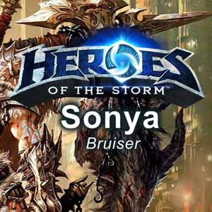 Buy Heroes of the Storm Hero Sonya CD Key Compare Prices