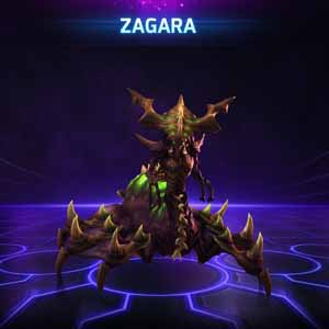 Heroes of the Storm Hero Zagara