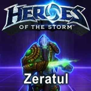 Heroes of the Storm Ronin Zeratul Skin