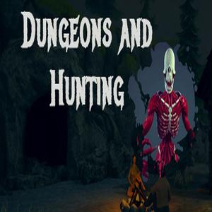 Hexaluga Dungeons and Hunting