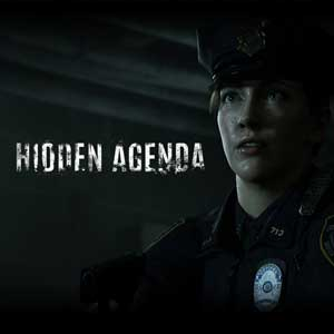 Buy Hidden Agenda PS4 Game Code Compare Prices