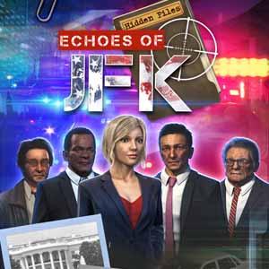 Hidden Files Echoes Of JFK