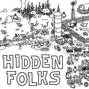 Buy Hidden Folks CD Key Compare Prices
