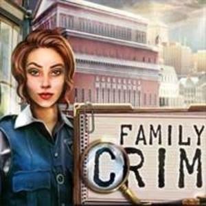 Hidden Object Family Crime
