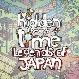 Hidden Through Time Legends of Japan