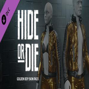Hide Or Die Golden Boy Supporter Pack