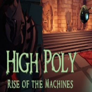 High Poly Rise of the Machines