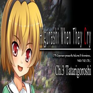 Higurashi When They Cry Hou Ch.3 Tatarigoroshi