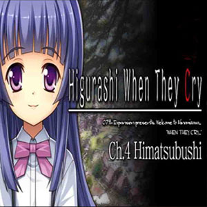 Buy Higurashi When They Cry Hou Ch.4 Himatsubushi CD Key Compare Prices
