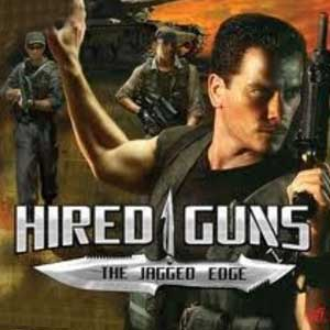 Hired Guns The Jagged Edge