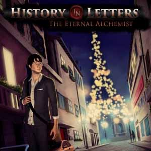 History in Letters The Eternal Alchemist