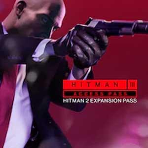HITMAN 3 Access Pass HITMAN 2 Expansion