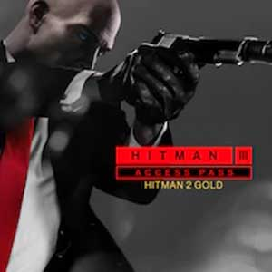 HITMAN 3 Access Pass HITMAN 2 Gold
