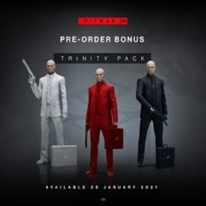 Buy HITMAN 3 Trinity Pack CD Key Compare Prices