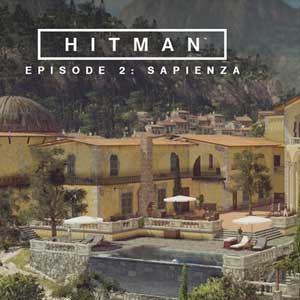 Hitman Episode 2 Sapienza
