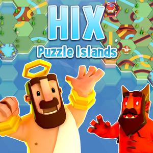 HIX Puzzle Islands