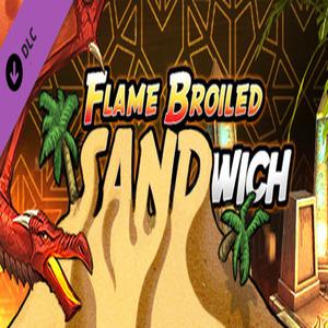 HOARD FlameBroiled SANDwich