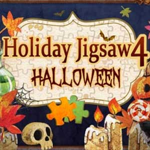 Buy Holiday Jigsaw Halloween 4 CD Key Compare Prices