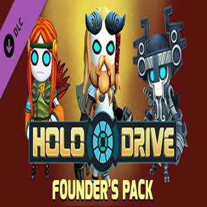 Holodrive Founders Pack