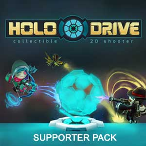 Buy Holodrive Supporter Pack CD Key Compare Prices