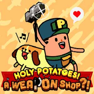 Holy Potatoes A Weapon Shop