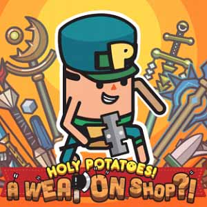 Buy Holy Potatoes A Weapon Shop Spud Tales Journey to Olympus CD Key Compare Prices