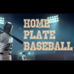 Home Plate Baseball