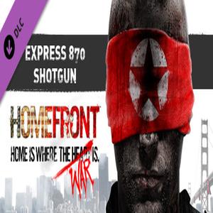 Homefront Express 870 Shotgun