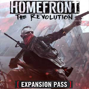 Buy Homefront The Revolution Expansion Pass CD Key Compare Prices