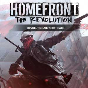 Buy Homefront The Revolution Revolutionary Spirit Pack CD Key Compare Prices