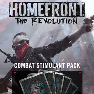 Homefront The Revolution The Combat Stimulant Pack